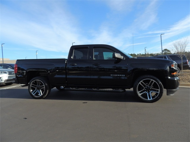 2017 Silverado 1500 Double Cab 4x2,  Pickup #9C51906A - photo 8