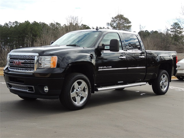 2013 Sierra 2500 Crew Cab 4x4,  Pickup #9C52242A - photo 4