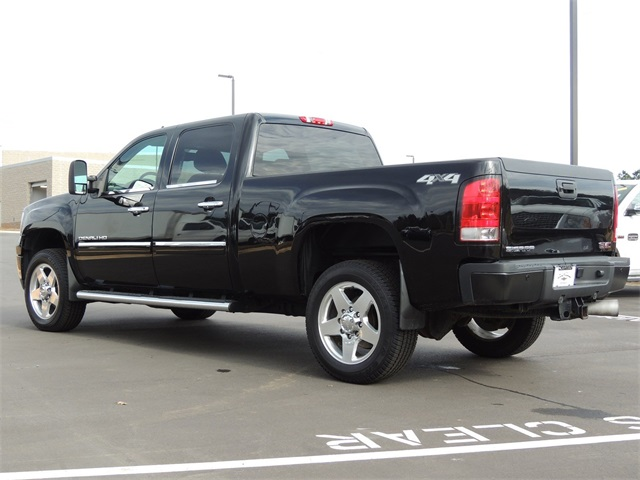 2013 Sierra 2500 Crew Cab 4x4,  Pickup #9C52242A - photo 6