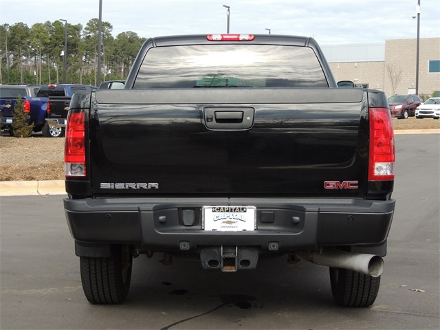 2013 Sierra 2500 Crew Cab 4x4,  Pickup #9C52242A - photo 7