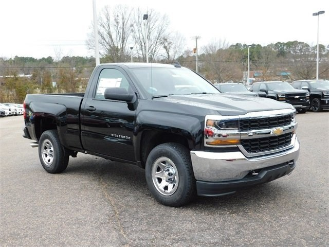 2018 Silverado 1500 Regular Cab, Pickup #9C53022 - photo 1