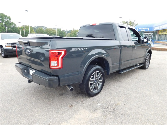 2016 F-150 Super Cab, Pickup #9C54771A - photo 2