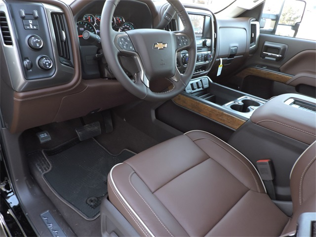 2019 Silverado 2500 Crew Cab 4x4,  Pickup #9C55980 - photo 12