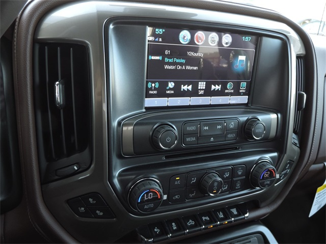 2019 Silverado 2500 Crew Cab 4x4,  Pickup #9C55980 - photo 18