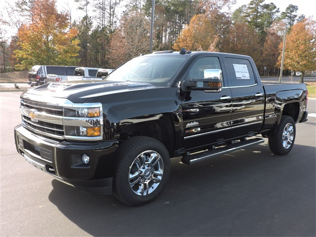 2019 Silverado 2500 Crew Cab 4x4,  Pickup #9C55980 - photo 4
