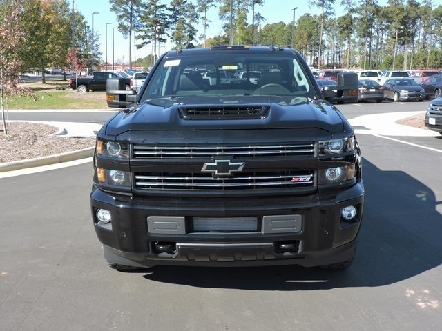 2019 Silverado 2500 Crew Cab 4x4,  Pickup #9C58109 - photo 4