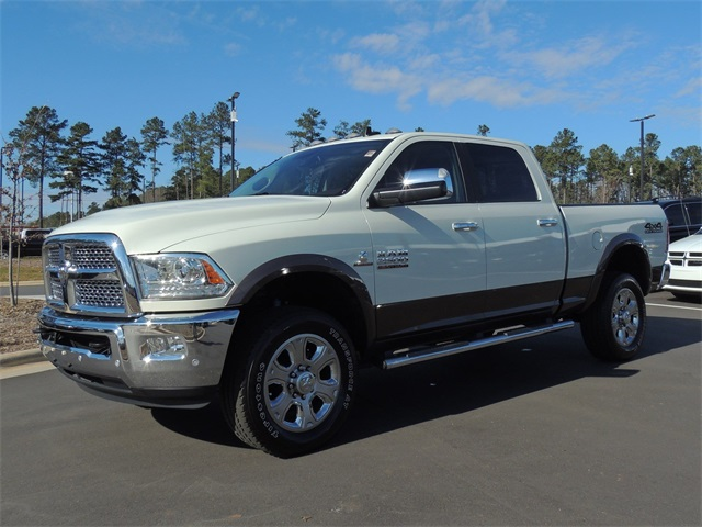 2017 Ram 2500 Crew Cab 4x4,  Pickup #9C58109A - photo 4