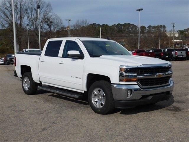 2018 Silverado 1500 Crew Cab 4x2,  Pickup #9C58981 - photo 1