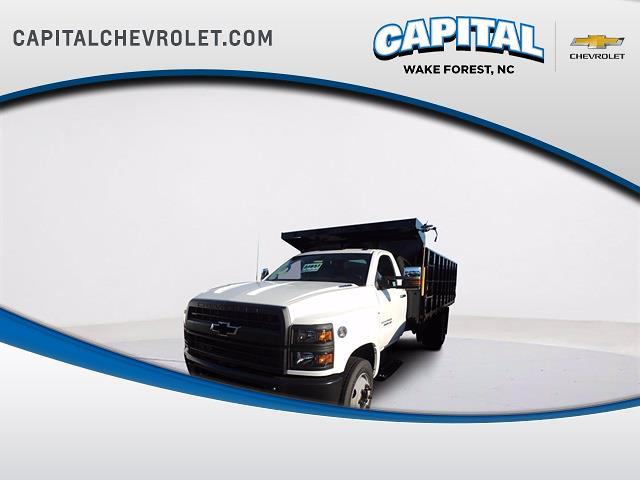 2020 Chevrolet Silverado 6500 Regular Cab DRW 4x2, PJ's Platform Body #9C65724 - photo 1