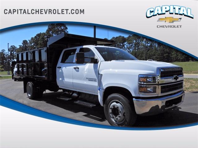 2020 Chevrolet Silverado 4500 Crew Cab DRW 4x2, PJ's Landscape Dump #9C65822 - photo 1