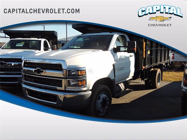 2020 Chevrolet Silverado 4500 Regular Cab DRW 4x2, PJ's Landscape Dump #9C66968 - photo 1