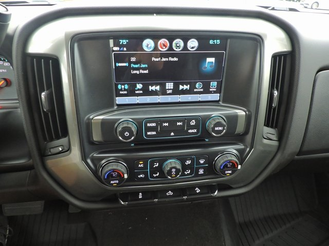 2018 Silverado 1500 Crew Cab 4x4,  Pickup #9C67294 - photo 17