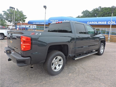 2018 Silverado 1500 Crew Cab 4x4,  Pickup #9C67294 - photo 2