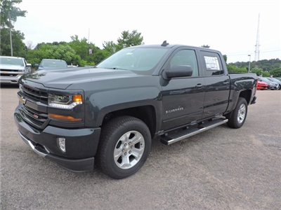 2018 Silverado 1500 Crew Cab 4x4,  Pickup #9C67294 - photo 7