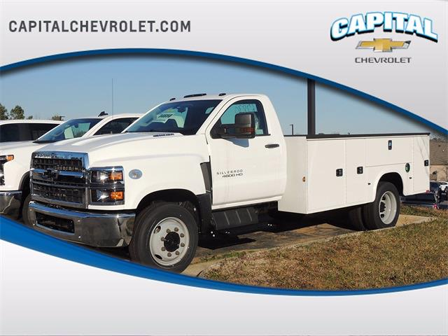 2020 Chevrolet Silverado 4500 Regular Cab DRW 4x2, Knapheide Service Body #9C67830 - photo 1
