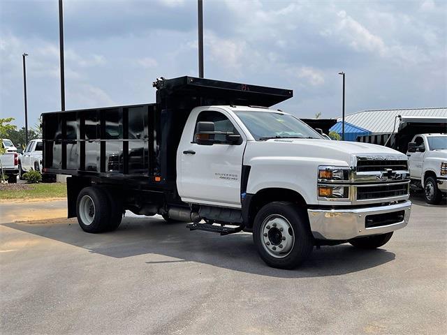 2020 Chevrolet Silverado 4500 Regular Cab DRW 4x2, PJ's Landscape Dump #9C67928 - photo 3