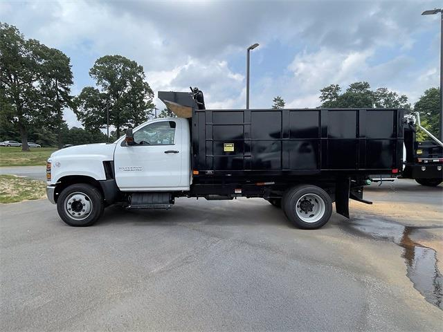 2020 Chevrolet Silverado 4500 Regular Cab DRW 4x2, PJ's Landscape Dump #9C67928 - photo 7