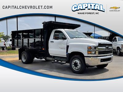 2020 Chevrolet Silverado 4500 Regular Cab DRW 4x2, PJ's Landscape Dump #9C67928 - photo 1