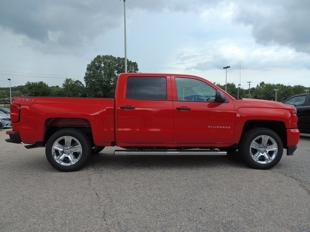 2018 Silverado 1500 Crew Cab 4x4,  Pickup #9C68894 - photo 9