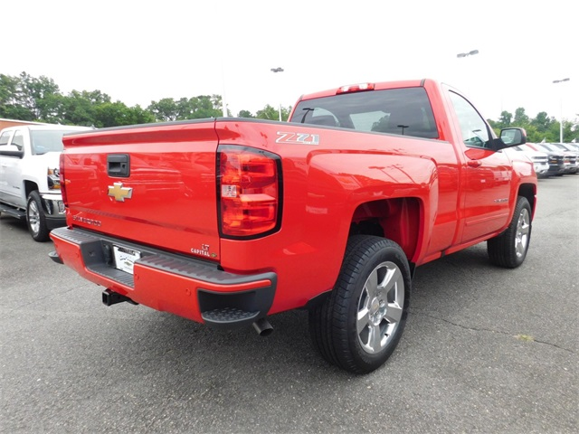 2017 Silverado 1500 Regular Cab 4x4, Pickup #9C71530 - photo 2