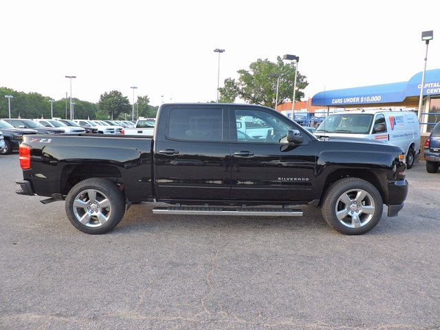 2018 Silverado 1500 Crew Cab 4x4,  Pickup #9C77379 - photo 3