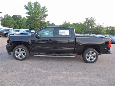 2018 Silverado 1500 Crew Cab 4x4,  Pickup #9C77379 - photo 6