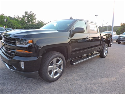 2018 Silverado 1500 Crew Cab 4x4,  Pickup #9C77379 - photo 7
