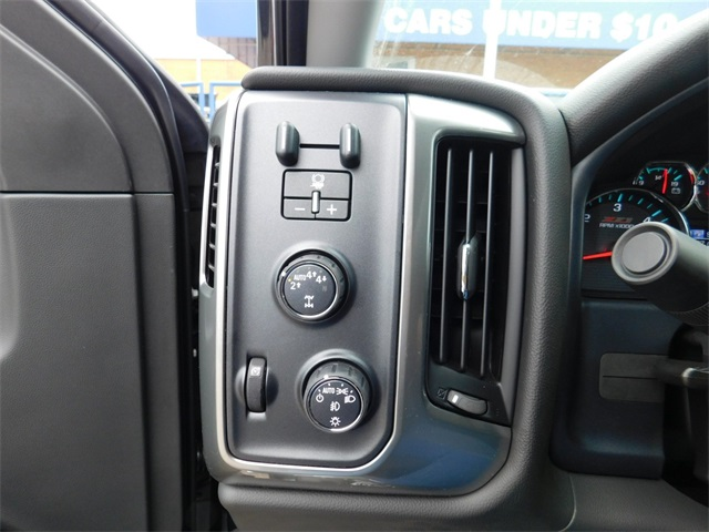 2018 Silverado 1500 Crew Cab 4x4, Pickup #9C77424 - photo 16