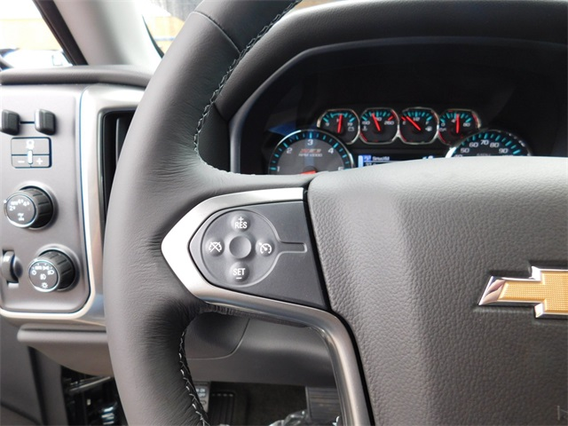 2018 Silverado 1500 Crew Cab 4x4, Pickup #9C77424 - photo 17