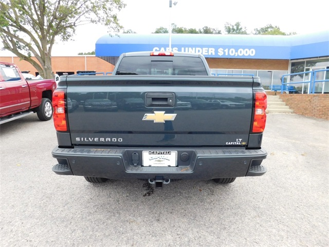 2018 Silverado 1500 Crew Cab 4x4, Pickup #9C77424 - photo 4