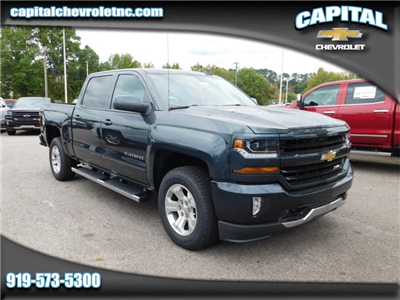 2018 Silverado 1500 Crew Cab 4x4, Pickup #9C77424 - photo 1