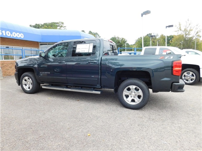 2018 Silverado 1500 Crew Cab 4x4, Pickup #9C77424 - photo 6