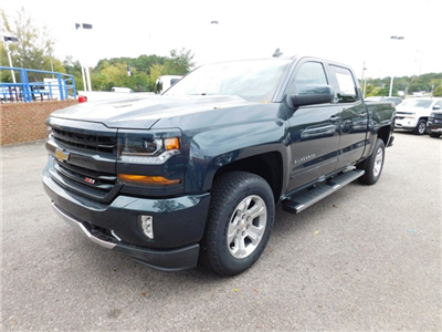 2018 Silverado 1500 Crew Cab 4x4, Pickup #9C77424 - photo 7