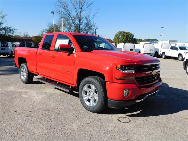 2018 Silverado 1500 Double Cab 4x4, Pickup #9C78051 - photo 1