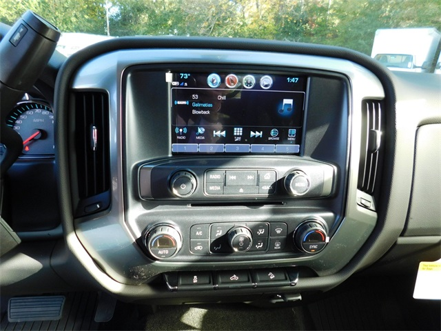 2018 Silverado 1500 Double Cab 4x4, Pickup #9C78051 - photo 22