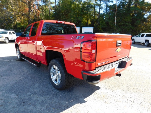 2018 Silverado 1500 Double Cab 4x4, Pickup #9C78051 - photo 5