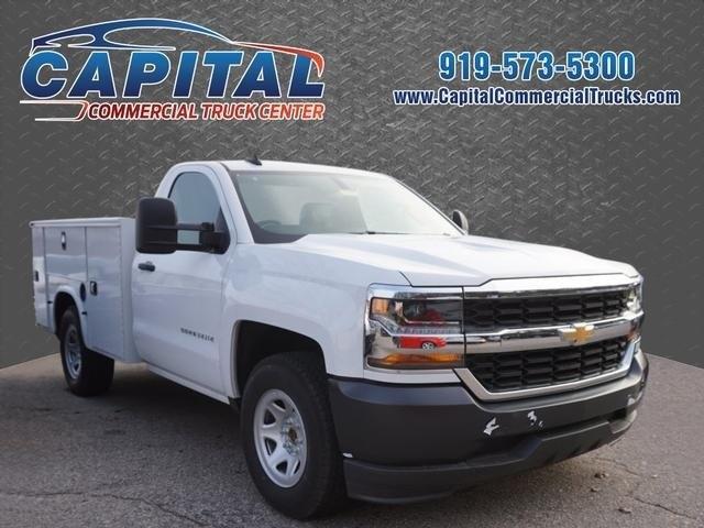 Randy Marion Mooresville >> Knapheide Silverado 1500 Trucks | Quincy, IL