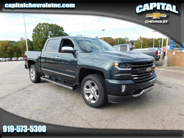 2018 Silverado 1500 Crew Cab 4x4, Pickup #9C82047 - photo 1