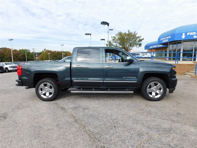 2018 Silverado 1500 Crew Cab 4x4, Pickup #9C82047 - photo 3