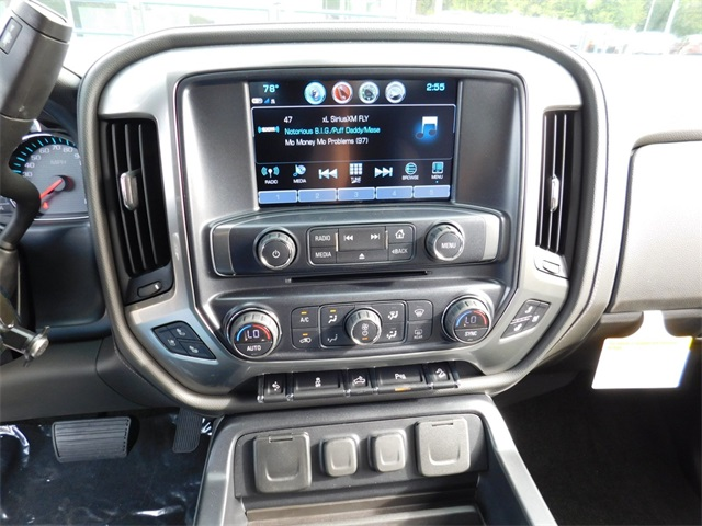 2018 Silverado 1500 Crew Cab 4x4, Pickup #9C82047 - photo 22