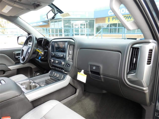 2018 Silverado 1500 Crew Cab 4x4, Pickup #9C82047 - photo 39