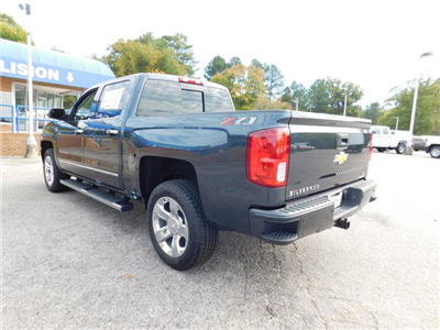 2018 Silverado 1500 Crew Cab 4x4, Pickup #9C82047 - photo 5