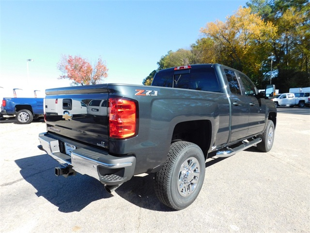 2018 Silverado 2500 Double Cab 4x4, Pickup #9C82575 - photo 2