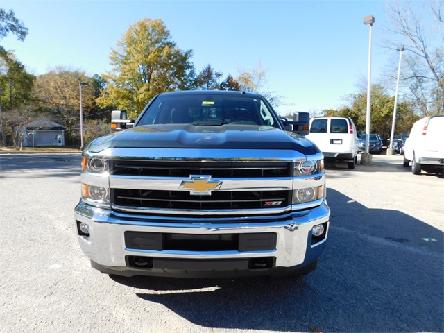 2018 Silverado 2500 Double Cab 4x4, Pickup #9C82575 - photo 8