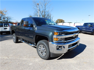 2018 Silverado 2500 Double Cab 4x4, Pickup #9C82575 - photo 1