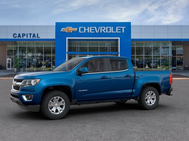 2018 Colorado Crew Cab,  Pickup #9C83293 - photo 3