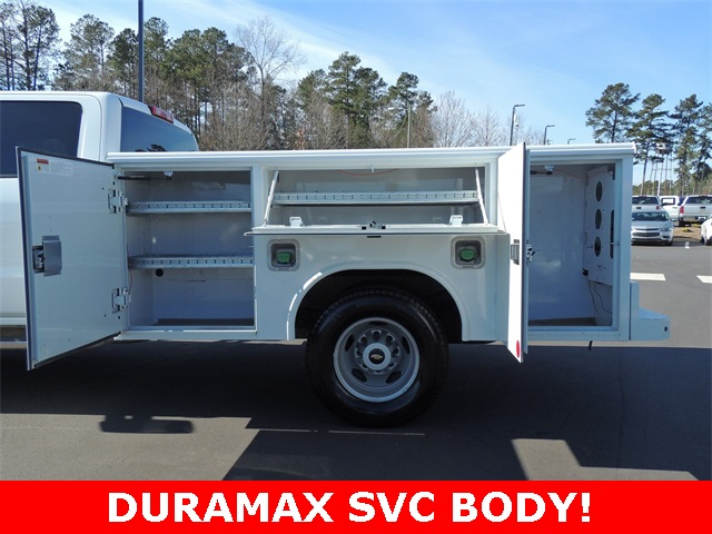 2018 Silverado 3500 Crew Cab DRW 4x2,  Service Body #9C83297A - photo 14