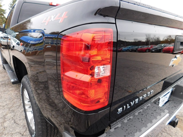 2018 Silverado 1500 Double Cab 4x4, Pickup #9C92377 - photo 30