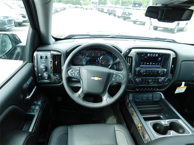 2017 Silverado 1500 Crew Cab 4x4, Pickup #9C92740 - photo 28
