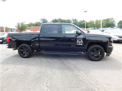 2017 Silverado 1500 Crew Cab 4x4, Pickup #9C92740 - photo 3